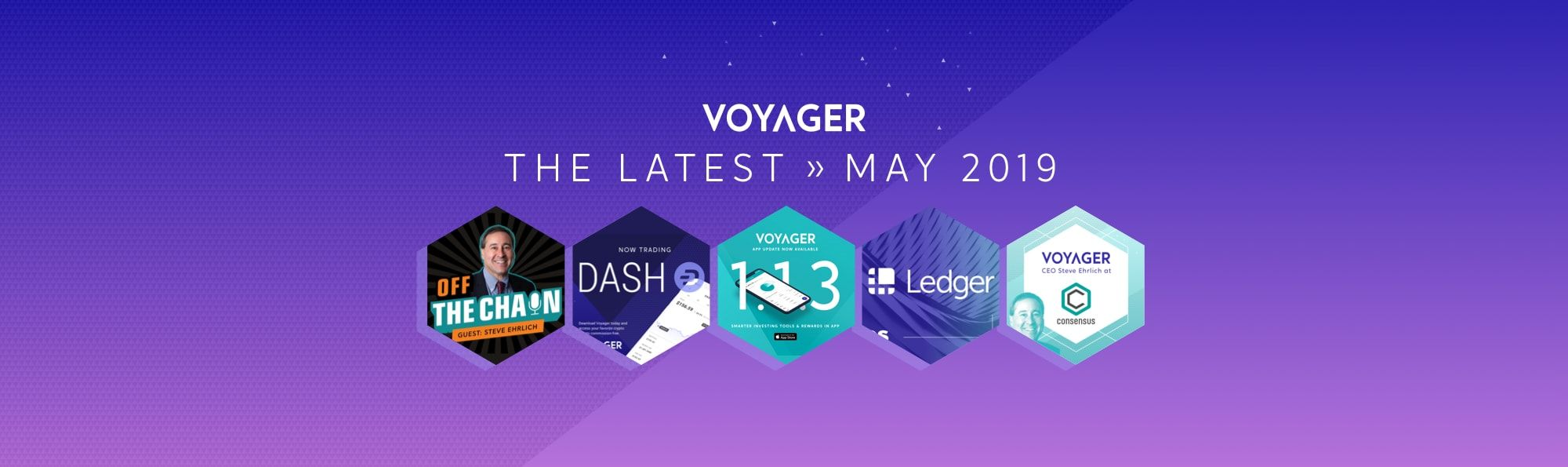 Voyager S Top Moments Of May