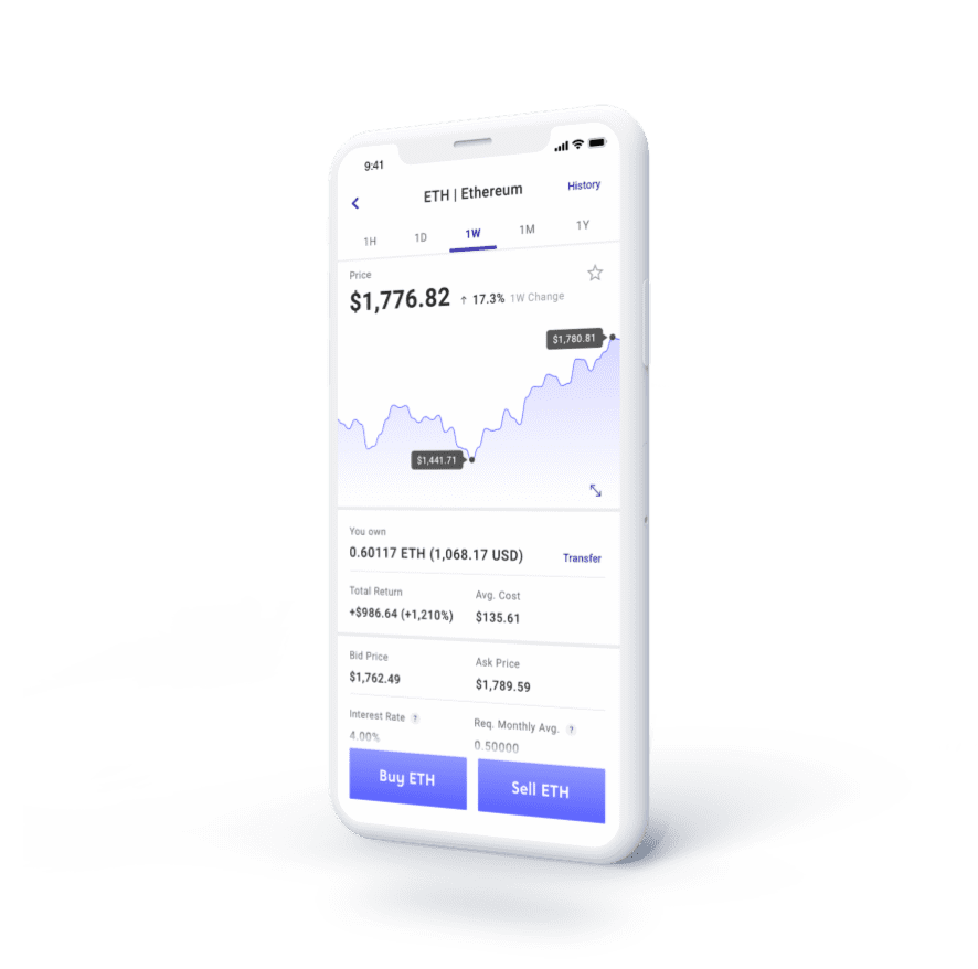 voyager app crypto