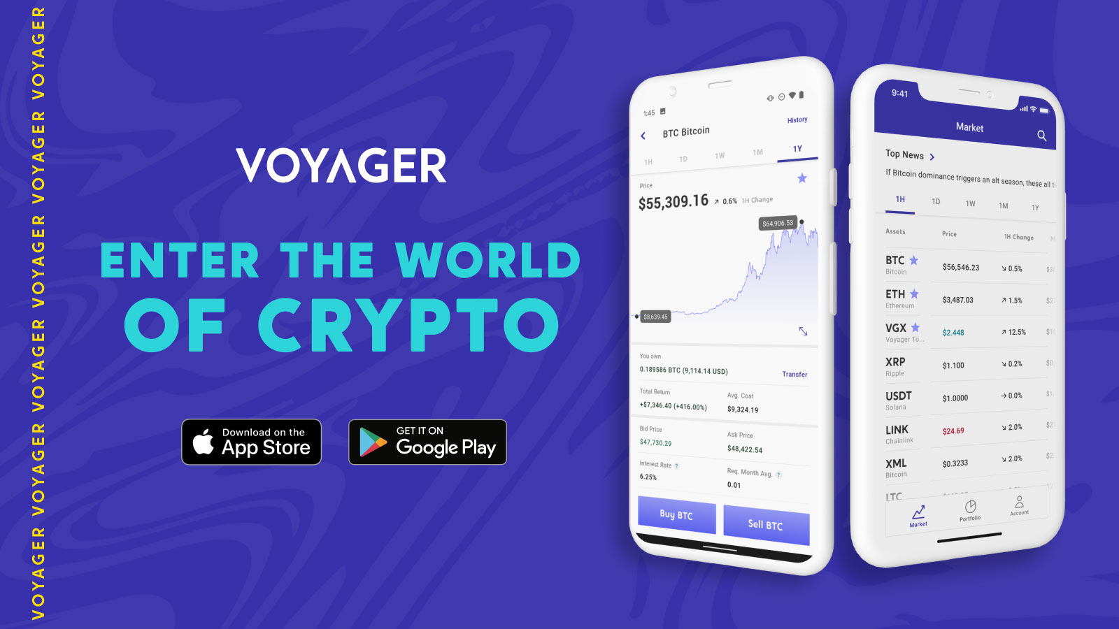 cryptocurrency broker app